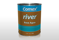 Madera comex monterrey for Laca al agua para muebles