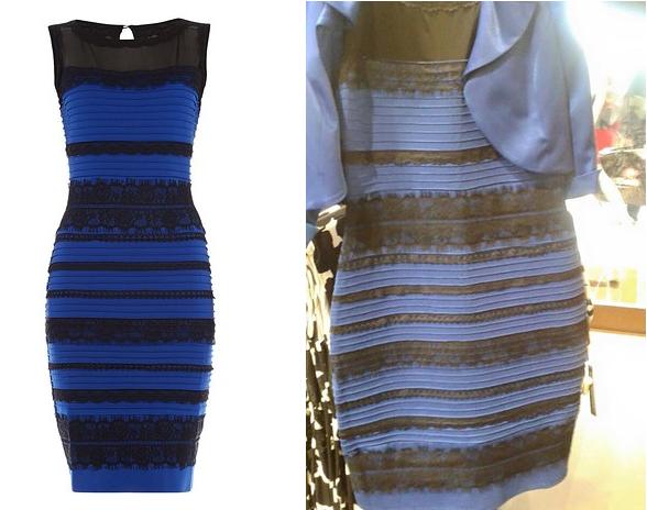 ¿De que color es el Vestido?